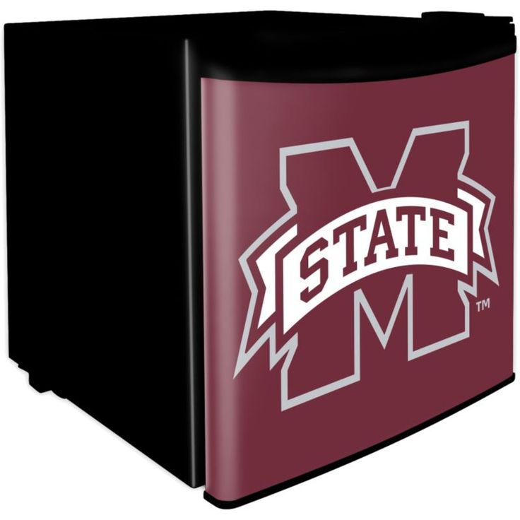 Boelter Mississippi State Bulldogs Dorm Room Refrigerator, Team