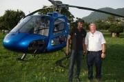 Usain Bolt célèbre ses 26 ans chez Hublot : Tour d'Hélico et une montre à 16 500€ en cadeau