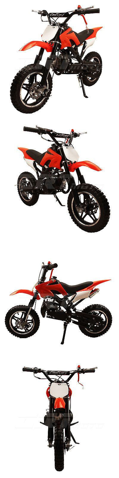 Other Scooters 11329: Coolster Qg-50X Red 50Cc Fully Auto Mini 2-Stroke Pull Start Kids Dirt Bike -> BUY IT NOW ONLY: $599.99 on eBay!