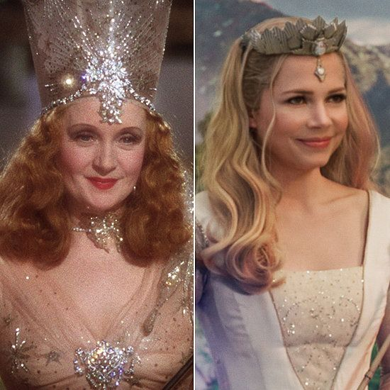 Return to Oz: See the Old and New Characters Side by Side