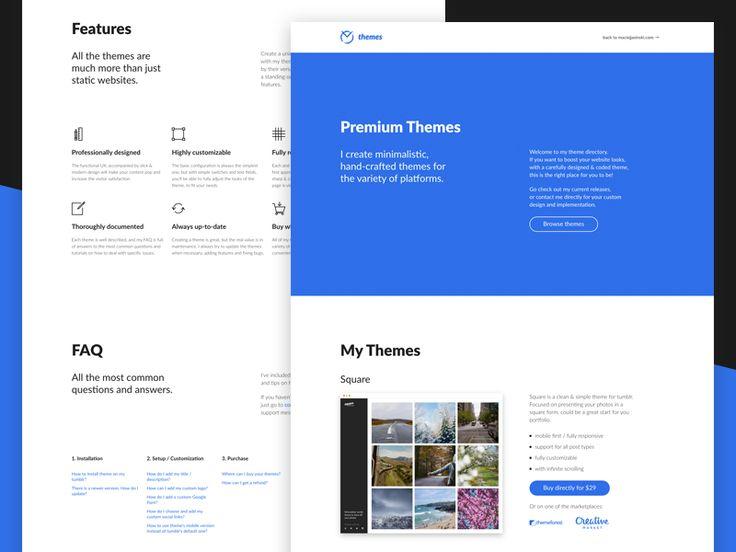 My Themes (maciejjasinski.com)