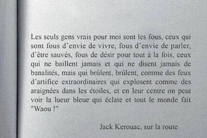 Jack Kerouac - 2 Citations