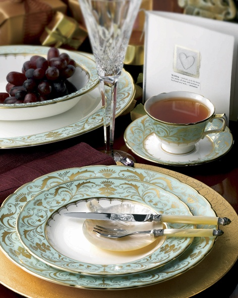 10 best china patterns with gold trim images on pinterest