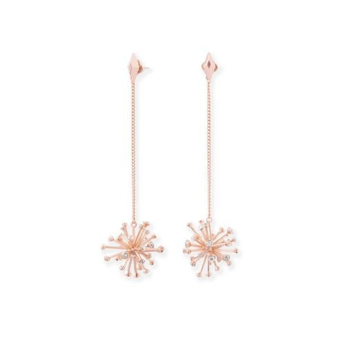 Kendra Scott Tricia Shoulder Duster Ear Jackets in Rose Gold #Kendra scott #jewelry #accessories #fashion #earrings #rings #jewelry #holiday fashion #raw fashion magazine #promo code #coupon code #discount #sale #fashion accessories #luxury #glamorous #style #chic #Christmas #gift ideas