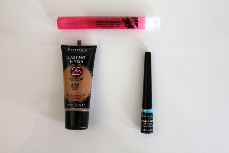 Review   Rimmel Make-up