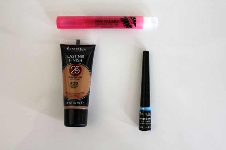 Review | Rimmel Make-up