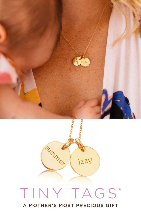 Engraved Mommy Necklace