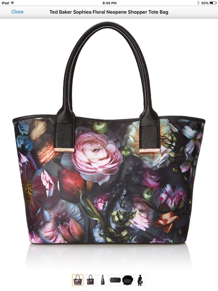 OMG! I love this tote bag!