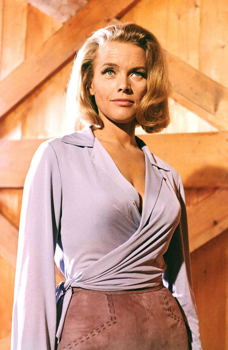 Image result for honor blackman as pussy galore