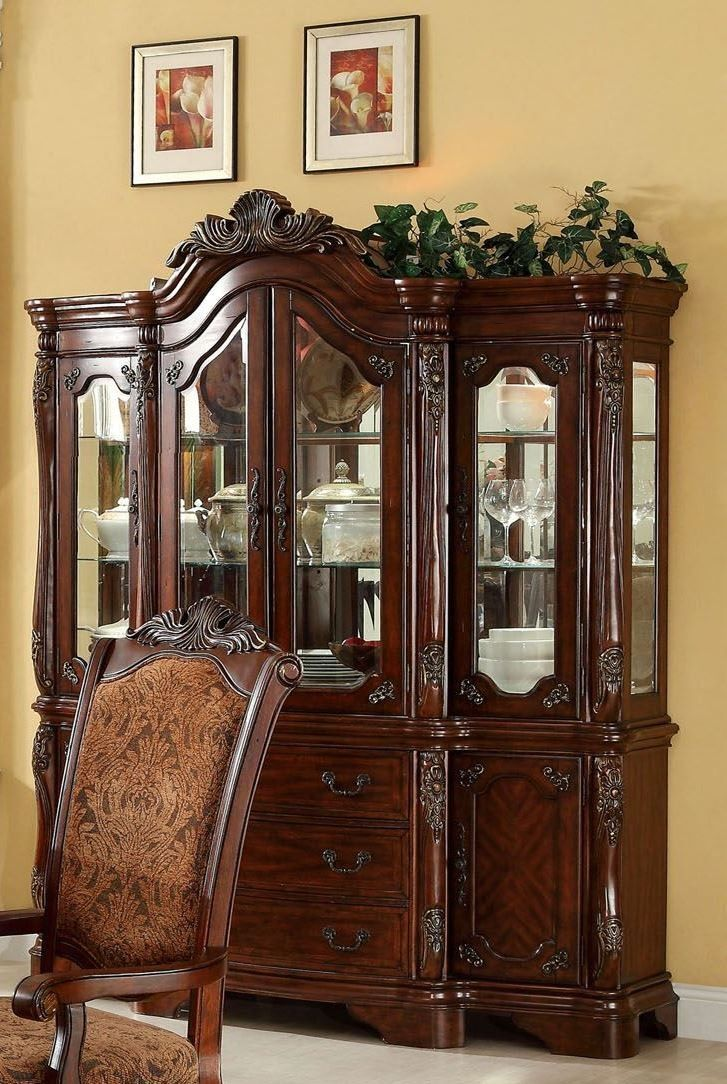 Cromwell Antique Cherry Formal Dining Room Set I Want To