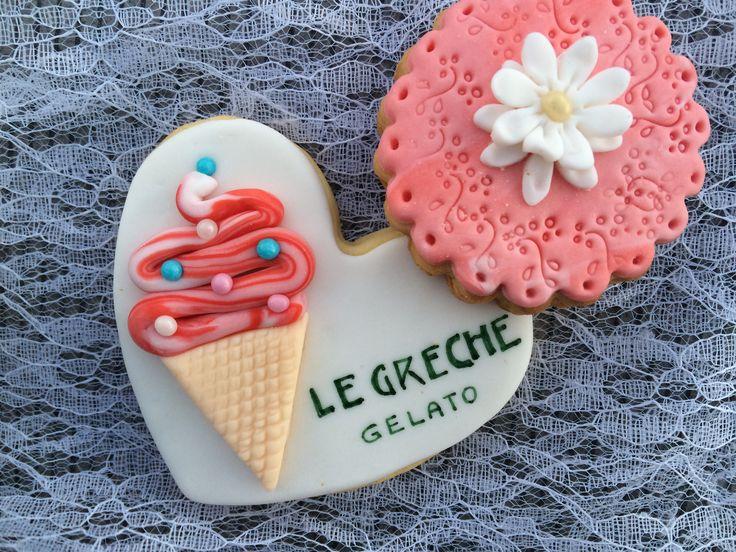 το καλύτερο παγωτό ever...LE GRECHE
