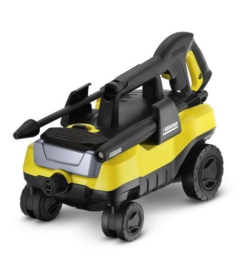 Electric Power Washer Pressure Cleaner Follow Me Four Wheels 1800 PSI 1.3 GPM…