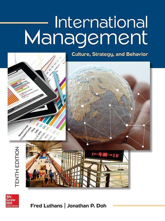 Book global business management