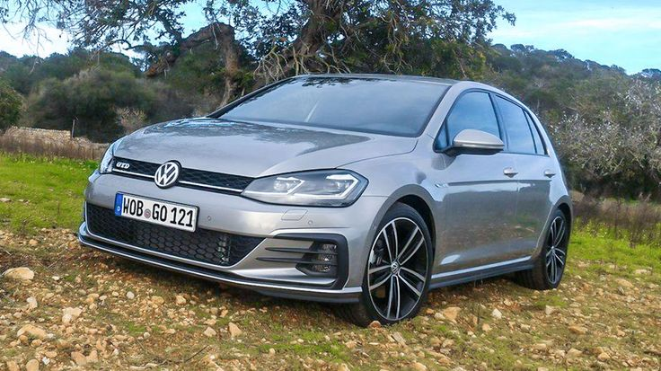 Essai vidéo: Nouvelle Volkswagen Golf 7 GTD (2017)