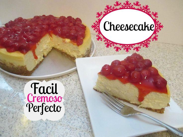 Como hacer un cheesecake perfecto y delicioso