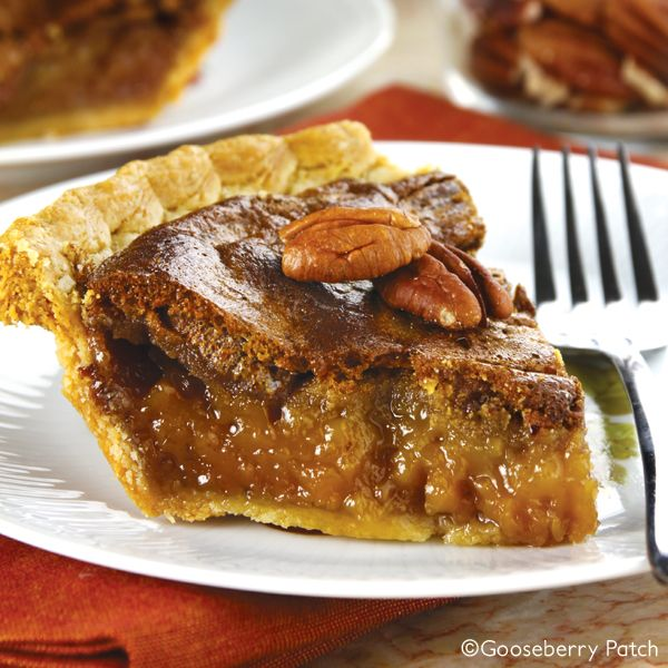 Gooseberry Patch Recipes: Blue-Ribbon Pecan Pie from 101 Blue-Ribbon Desserts