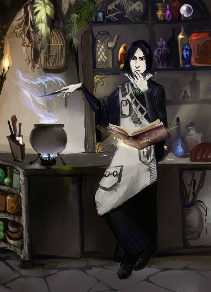 173 best images about hp art  snape  weasley etc  on