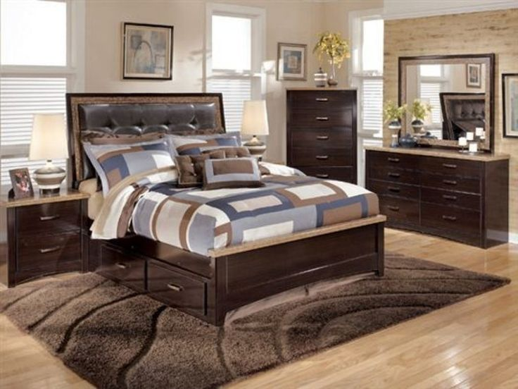 24 best mobel furniture images on pinterest bedroom - Discontinued ashley bedroom furniture ...
