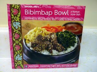 Read our review of Trader Joe's Bibimbap Bowl.