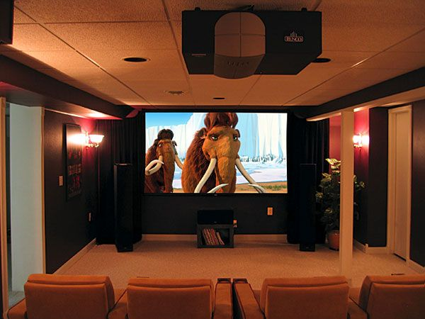 Pics Of Home Theater Rooms | DIY Home Theatre: From Nothing To Something |  Ideas