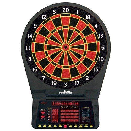Arachnid CricketPro 800 Talking Electronic Dart Board