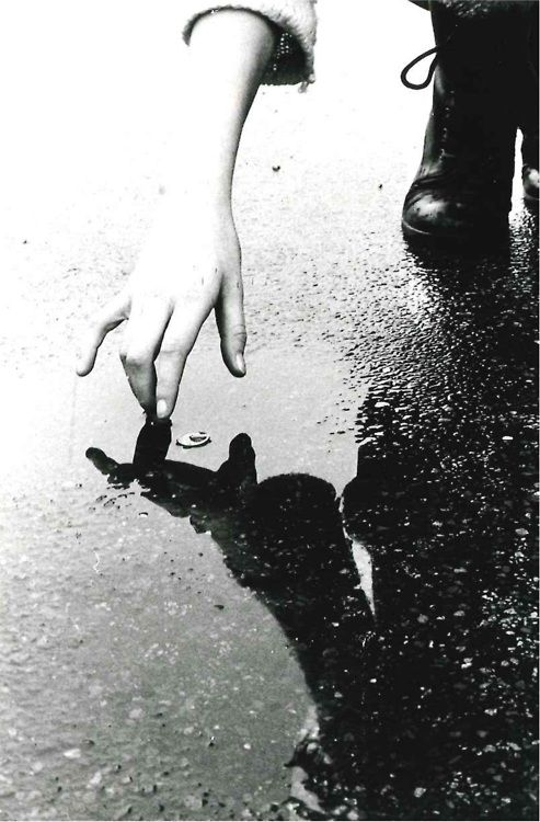 Everybody wants happiness, Nobody wants pain... You can't have a rainbow, without a little rain.