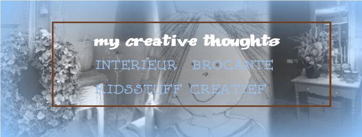 My+Creative+thoughts+ +#inspiratie+bed+hoofdbord