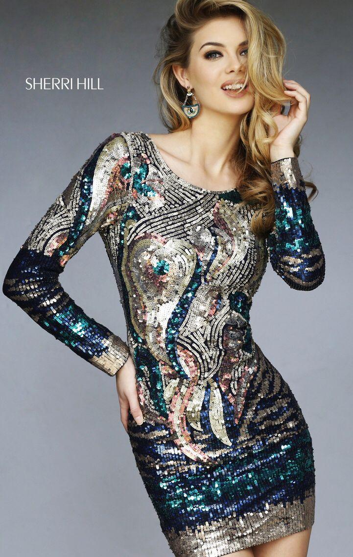 7 besten sherri hill Bilder auf Pinterest | Abendkleid, Ballkleider ...