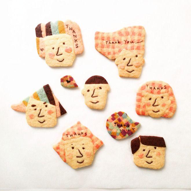 efuca. エフカさんのクッキー | お菓子作家&絵本作家のイトウユカさんが作るお菓子 efuca. | cookies