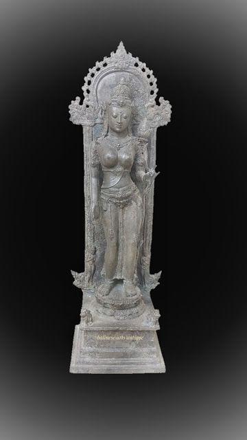 Balinese Arts Antique: Patung perunggu
