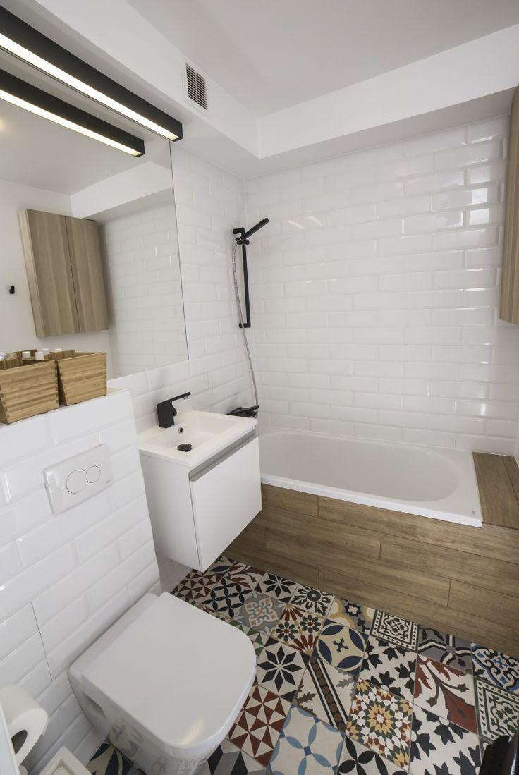 Stilvoll Anordnung Zementfliesen Haus Interessant Lifestyle Home Inspiration Modern Design Badezimmer Innenausstattung Badezimmer Badezimmer Design