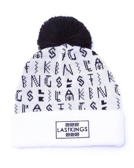 Find Last Kings Logo Egypt Beanie Men's Hats from Last Kings & more at DrJays. on Drjays.com