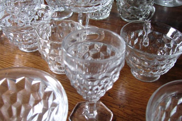 Fostoria Glassware: Fun Facts, Trivia, and Collecting Tips