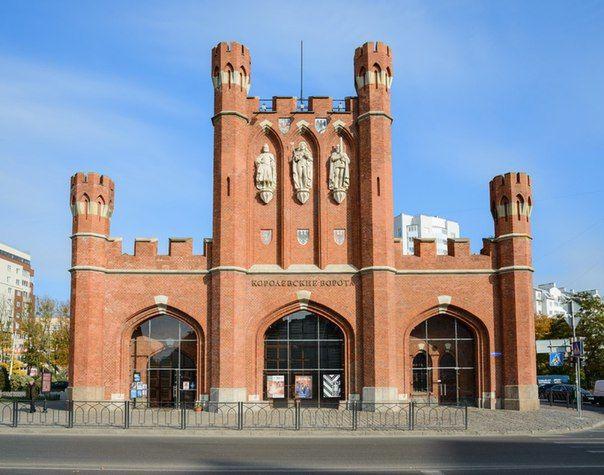 Королевские ворота в Калининграде отреставрировали за 2 млн рублей.<br><br>Историко-культурный центр откроется после ремонта в пятницу.<br><br>В Калининграде завершили реставрацию Королевских ворот, филиала Музея Мирового океана. Историко-культурный центр был закрыт с апреля. Как рассказали в муз..