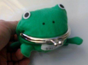Anime Naruto Green Frog Coin Holder http://www.everbuying.com/product200065.html#lkid=21509