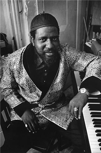 Thelonious Monk (1963 NY, NY).  As of 2010, One of Five Jazz Musicians featured on Cover of Time Magazine, after Louis Armstrong, Dave Brubeck, & Duke Ellington, & before Wynton Marsalis. https://www.morrisonhotelgallery.com/photographer/default.aspx?photographerID=10=1631