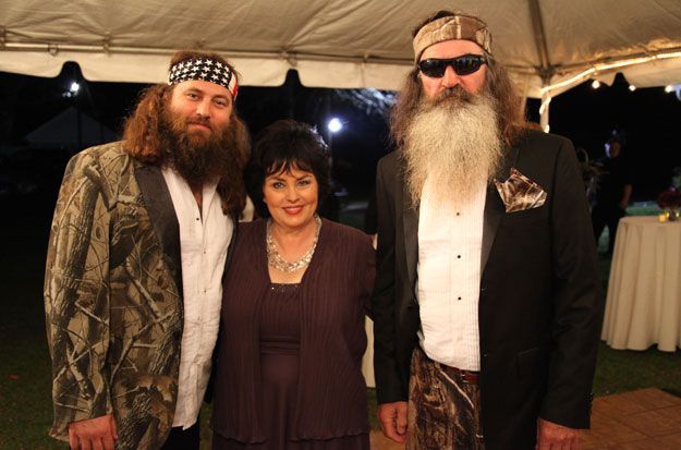 Kay and Phil Robertson are proud that their son Willie has taken their Duck Commander business to a level they never dreamed of.