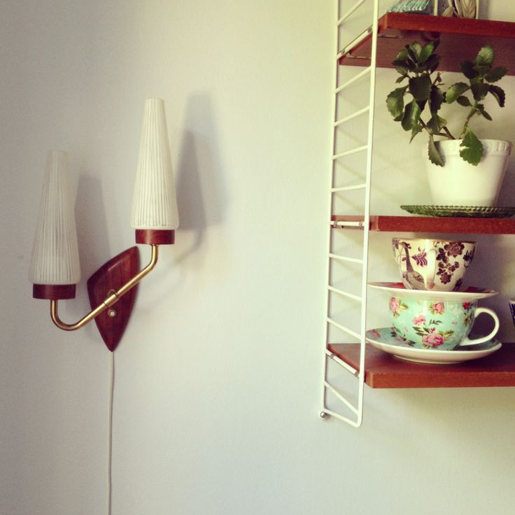 På väggen i mitt kök