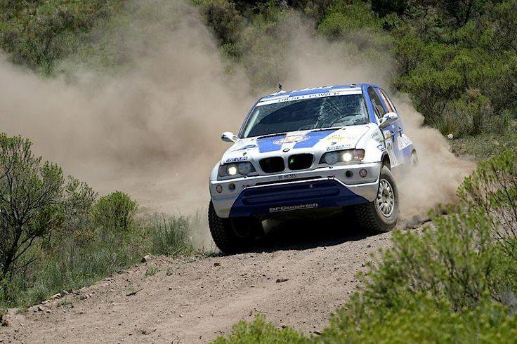 Rally Por Las Pampas, Argentina, 2004