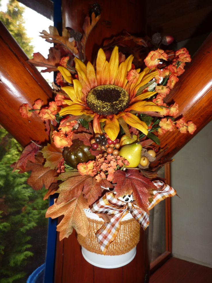 My Autumn decor