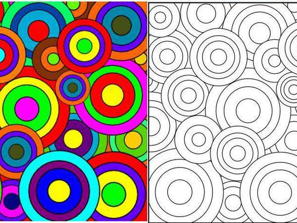 Coloriage delaunay my blog principios y elementos del dise o arte arte della scrittura e - Coloriage delaunay ...