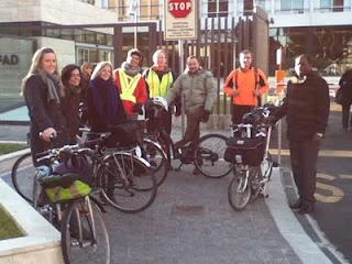 IFAD Bike2Work trimestrale 18 Gennaio 2012