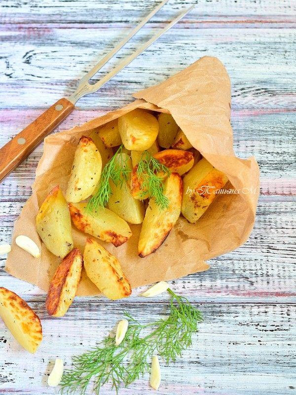 Идеальный гарнир из картофеля на гриле. Гриль рецепты и рецепты для пикника в кулинарном блоге Татьяны М. Вкусно и просто готовить во время отдыха на природе!