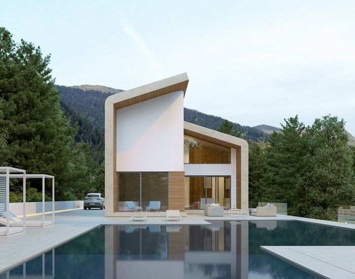 casas inHAUS presents a collection of homes designed by