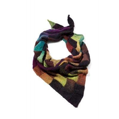 Gypsy Girl shawl