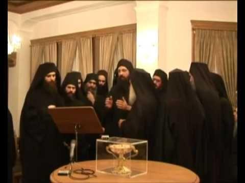 Vatopedi Chorus - YouTube
