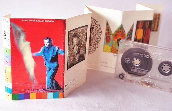 Peter Gabriel -- US