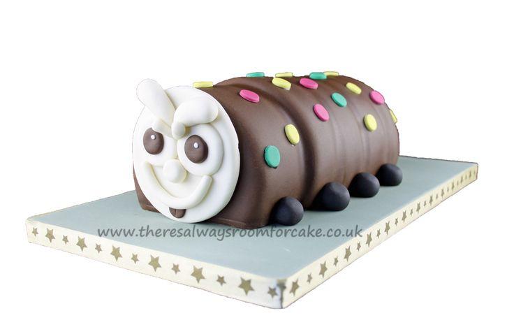 Colin Caterpillar Cake