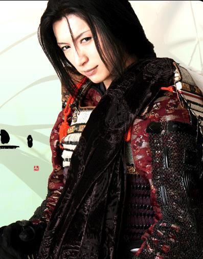 GACKT- beautiful samurai