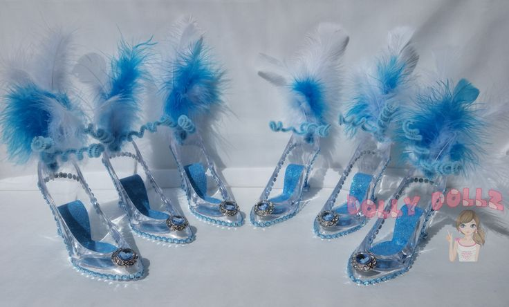Quinceanera Favors, Shoe/Slipper Favor, Shoe Cake Topper, Slippers,Quinceanera Favors, Sweet Sixteen Favors, Teen Favors, Diva Birthday by DollyDollz on Etsy
